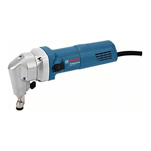 Bosch Professional Nager GNA 75-16 (750 Watt, inkl. Stempel, Matrize, 5 mm Schneidspurbreite, im Karton)