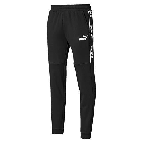 PUMA Herren Amplified FL Jogginghose, Black, M