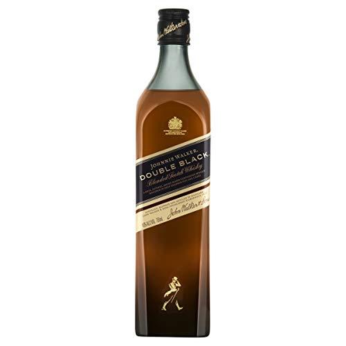 Johnnie Walker Double Black Label Scotch Whisky, 700ml