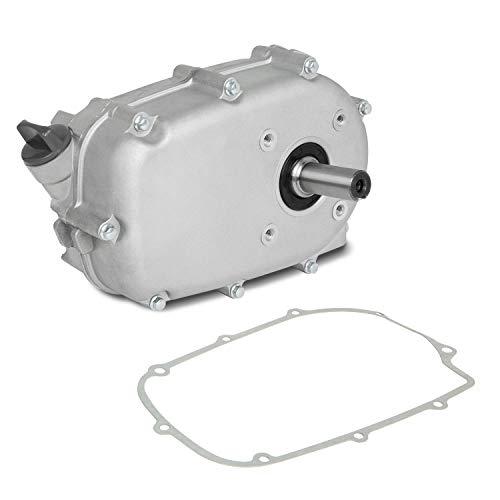 EBERTH Reduktionsgetriebe 2:1 Ölbadkupplung für Benzin und Diesel Standmotor (Eingangswelle Ø25mm, Ausgangswelle Ø22mm)