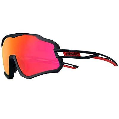 Sports Sunglasses Cycling Glasses Polarized UV400 fFishing, Ski Running,Golf