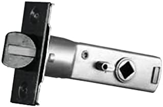 Baldwin 5513.102 Interior Passage Latch with 2-3/8-Inch Backset, Oil Rubbed Bronze