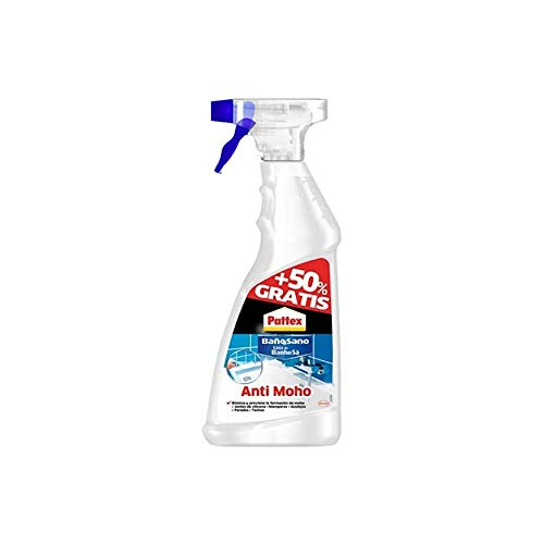 Limpia anti-moho pantex baño sano 3 (spray) 500ml.