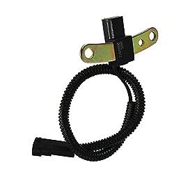 Crankshaft position sensor for the Jeep Wrangler  Test and change