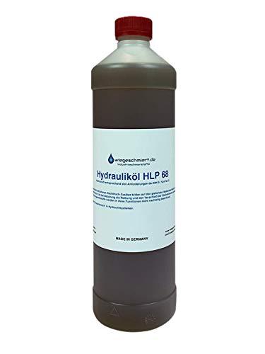Hydrauliköl HLP 68 ISO VG 68 nach DIN 51524 Teil 2 (1 Liter)