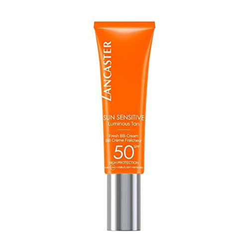 LANCASTER Sun Sensitive Delicate Fresh BB Cream LSF 50, Gesicht-Sonnencreme, Infrarot-, UVA- und UVB-Schutz, 50 ml