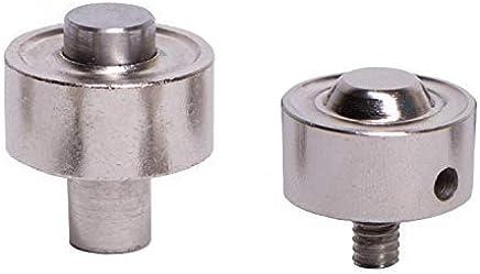 GETMORE Parts Hohlnietwerkzeug M6 para Hueco Remaches Solo Cabezal y Prensa 5 mm para Palanca