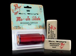 SLIDES GUITARRA ELECTRICA - Dunlop (RW S11) Reverend Willy´s (Red Mojo) Medium
