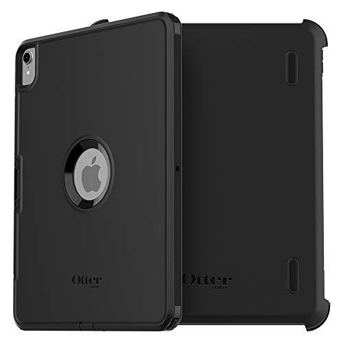 OtterBox Capa Série Defender para iPad Pro 12,9 polegadas (3ª geração – APENAS) – Embalagem de varejo – Preta
