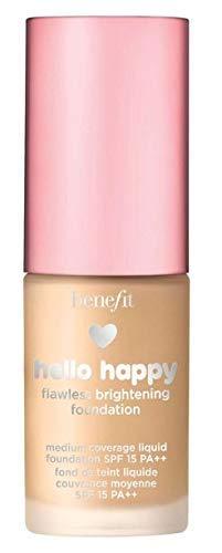 Hello Happy Flawless Liquid Foundation Mini Nr. 03 Light 10 ml