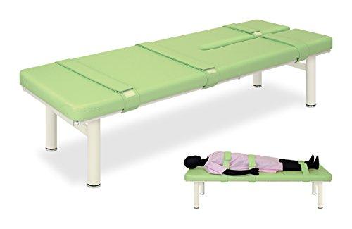 モーションテーブル 幅:60cm、高さ:55cm ※ご要望があれば幅、高さ変更いたします。商品説明文をご確認ください。 (長さ:190cm, ライトグリーン)
