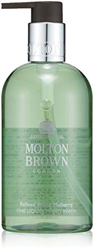 MOLTON BROWN Refined White Mulberry Fine Liquid Hand Wash, 300 ml