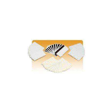 Zebra - Impresoras matriciales premier pvc card (500 pack)