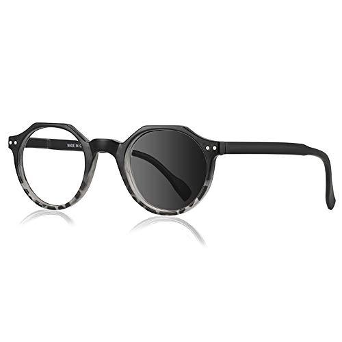 Gafas De Lectura De Transición Fotocromática Gafas De Sol Uv400 Con Sensor De Luz Que Cambian De Color Gafas Ópticas Con Dioptrías +1,00 A 3,00