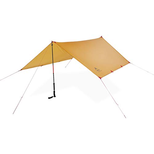 MSR Thru-Hiker Wing Canopy Camping Shelter, 100 Square Foot