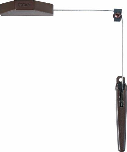 ABUS Rolladensicherung RS77, braun, 00824