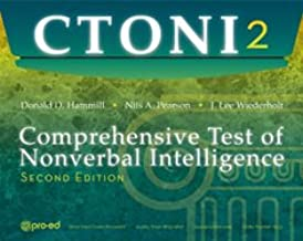 Ctoni-2: Comprehensive Test of Nonverbal Intelligence - Second Edition