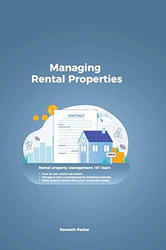 Real Estate Investing Books! - Managing Rental Properties - rental property management 101 learn how to own rental real estate, manage & start a rental property investing business. make passive income from your investment today