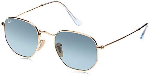 Ray-Ban 0RB3548N Montures de lunettes, Noir (Gold), 50.0 Mixte Adulte