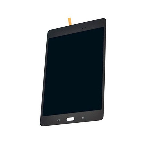 LCD Display Digitizer Touch Screen Assembly Replacement for Samsung Galaxy Tab A 8.0 SM-T350 T350 (Black)