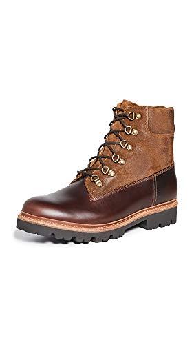Grenson Rutherford Schuhe Chestnut UK 10