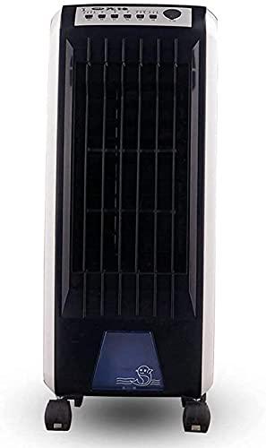 ZGDXF Aire Acondicionado portátil Refrigerador Aire Acondicionador Móvil Sin Manguera Portátil Aire Acondicionado Silencioso Agua Agua Ventilador Aire Acondicionado Ventilador 3 Ve