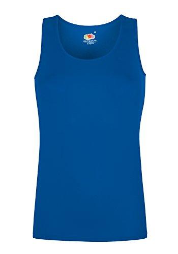 Fruit of the Loom Ladyfit Performance Vest - 9 Couleurs/XS-2X - Royal Blue - S