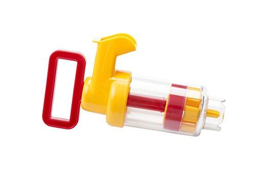 AquaPlay 1133 Wasserpumpe klein - Erweiterungsset für AquaPlay Wasserbahnen, passend für die Schleusen, 15 cm groß, Wasserstraßen Zubehör, für Kinder ab 3 Jahren