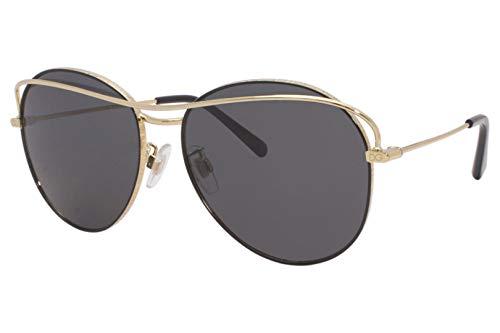 Dolce & Gabbana Gafas de Sol SLIM DG 2261 Gold/Dark Grey 58/16/140 mujer