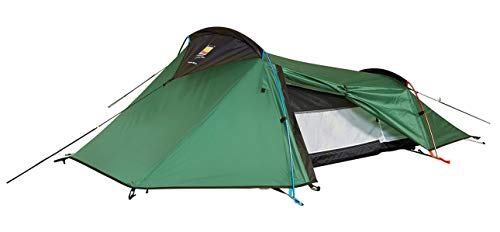 Wild Country Unisex's Coshee 1 Person Micro Tent, Green, One Size