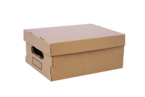 Confortime Basic Brown Multipurpose box 12 stuks