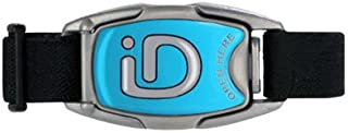 ID Wristband Bracelet for Kids Safety, Sports, Running and Travel (Turquoise)