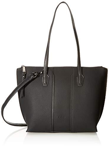 Gabor Shopper Damen Anni, (Schwarz), 35x24x12 cm, Gabor Tasche Damen