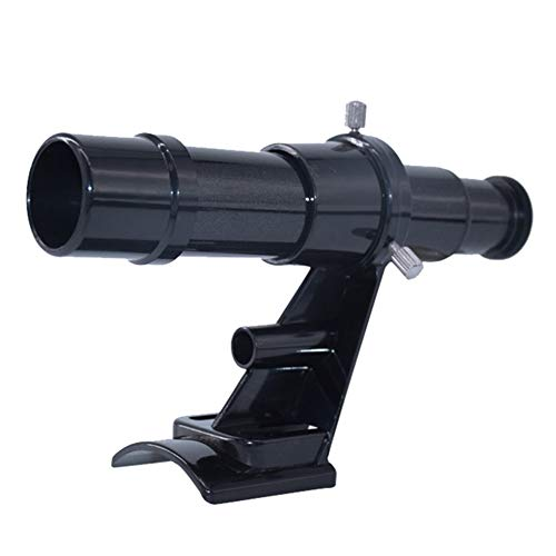 Amazing Deal 5x24 Astronomical Telescope Finderscope Optical Finder Riflescopes with Crosshairs + Br...