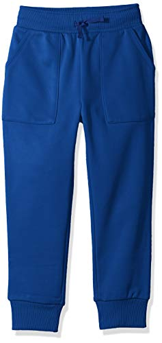 Marca Amazon - Spotted Zebra – Pantalones de chándal deportivos para niño