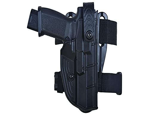 Retention Duty Holster Level 3, Low Ride, RH and LH Fits...