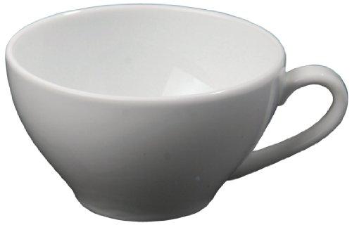Classic White Tea Cup Capacité: 180ml (6,25 oz). Quantité par boîte: 12.