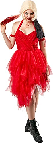 Rubies 702702-S Costume per Adulti, Rosso, S Donna