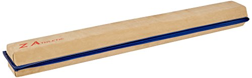Z Athletic Gymnastics Folding Training Low Beam for Gymnastics, Tumbling
