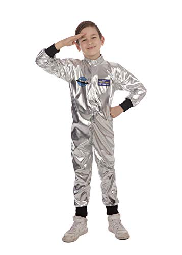 Theme Fancy Dress Disfraz infantil de Astronauta. 10-13 años
