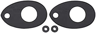 Headlight Mount Pads, Fits 1933-34 Ford Car/1935-37 Ford Truck