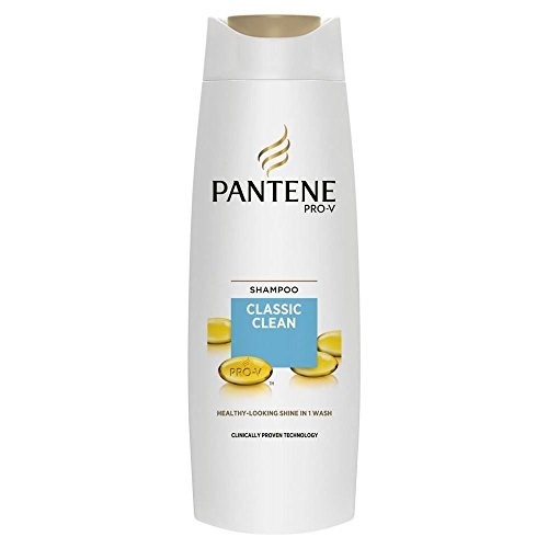 Pantene Pro-V Classic Care Shampoo (250ml) (Confezione da 2)