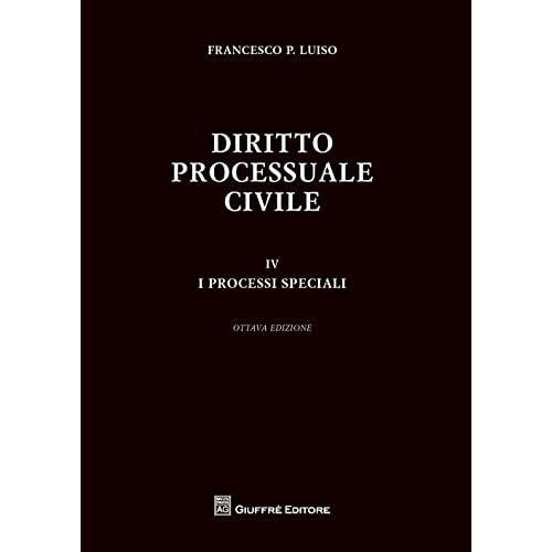 Diritto processuale civile: 4
