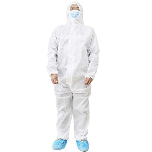 FXWJ beschermende kleding uit de VS, waterdicht, stofdicht en antistatisch, isolatie tegen virussen, milieuvriendelijk en comfortabel, beschermend pak voor medewerkers.