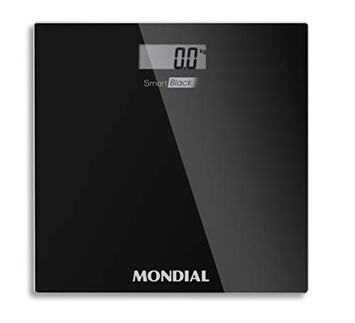 Balança Digital Smart Black, Mondial, BL05, Preto