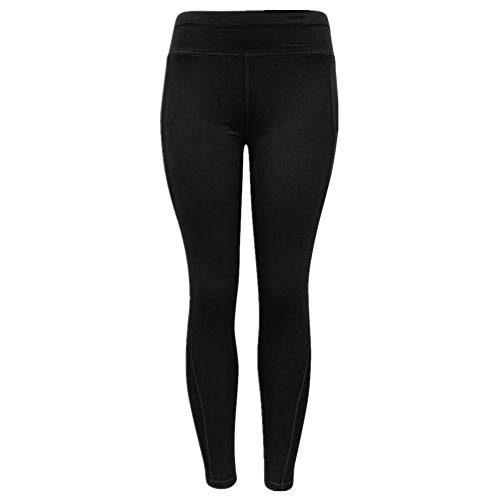 N\P Pantalones deportivos para hombre de entrenamiento de bolsillo leggings de fitness