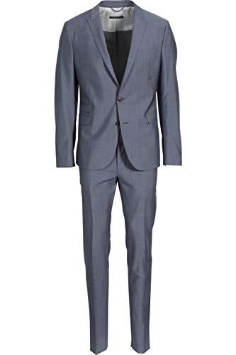 Drykorn Herren Anzug Lewis in Blau 48 / M