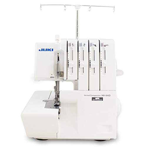 Juki MO-104D Serger Overlock Machine