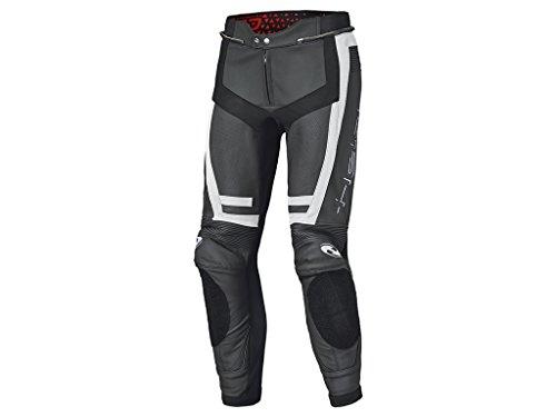Held Rocket 3.0 Motorrad Lederhose Schwarz/Weiß 110