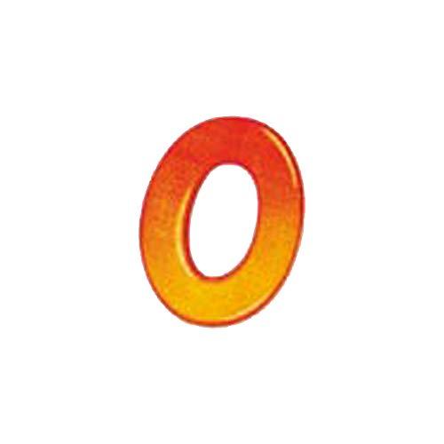 Selecta Spielzeug Alphabet O, Buchstabe, Kinderzimmer Deko, Holzspielzeug, Holz, 8 cm, 60915